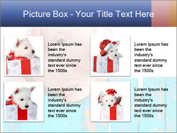 Cute Pink Piggy PowerPoint Template - Slide 14