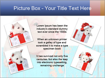 Cute Pink Piggy PowerPoint Template - Slide 24