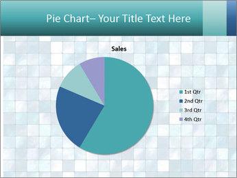 Blue Pixel PowerPoint Template - Slide 36