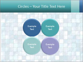 Blue Pixel PowerPoint Templates - Slide 38