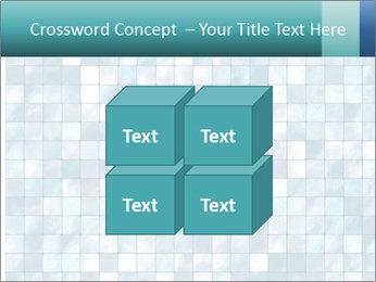 Blue Pixel PowerPoint Templates - Slide 39