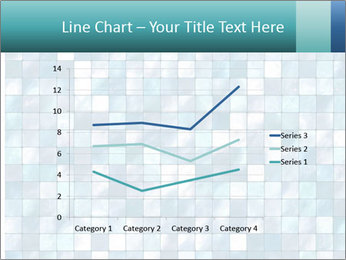 Blue Pixel PowerPoint Template - Slide 54