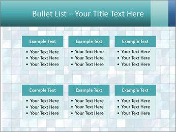 Blue Pixel PowerPoint Template - Slide 56