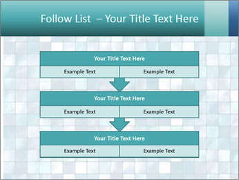 Blue Pixel PowerPoint Templates - Slide 60
