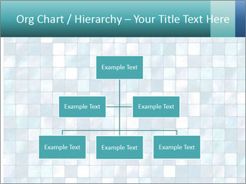 Blue Pixel PowerPoint Template - Slide 66