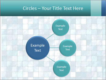Blue Pixel PowerPoint Template - Slide 79