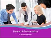 Executive Team PowerPoint Templates