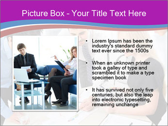 Executive Team PowerPoint Template - Slide 13