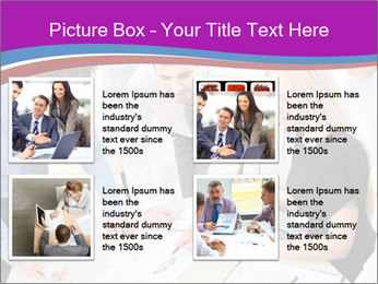 Executive Team PowerPoint Template - Slide 14