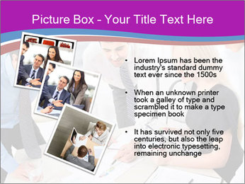Executive Team PowerPoint Template - Slide 17