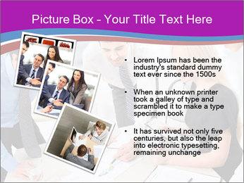 Executive Team PowerPoint Templates - Slide 17
