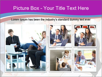 Executive Team PowerPoint Templates - Slide 19
