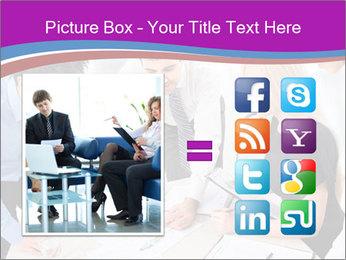 Executive Team PowerPoint Template - Slide 21