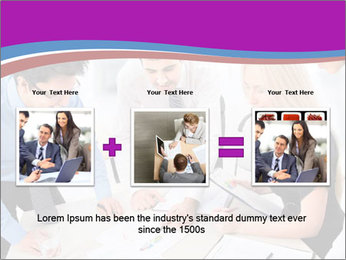 Executive Team PowerPoint Template - Slide 22