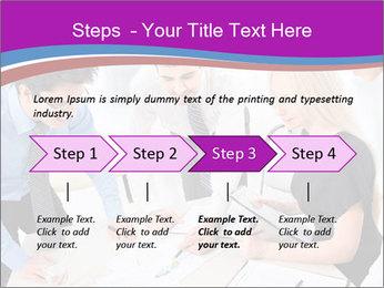 Executive Team PowerPoint Templates - Slide 4