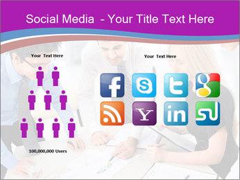 Executive Team PowerPoint Templates - Slide 5