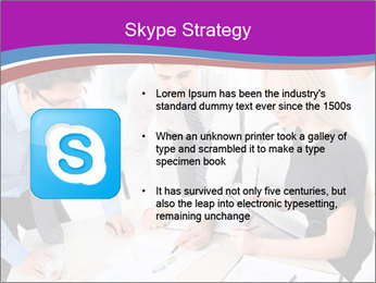 Executive Team PowerPoint Template - Slide 8