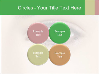 Female Eye PowerPoint Template - Slide 38