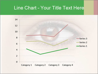 Female Eye PowerPoint Template - Slide 54