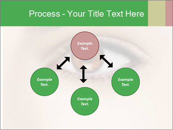 Female Eye PowerPoint Template - Slide 91