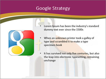 Church Vector PowerPoint Templates - Slide 10