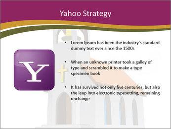 Church Vector PowerPoint Templates - Slide 11