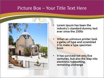 Church Vector PowerPoint Templates - Slide 13