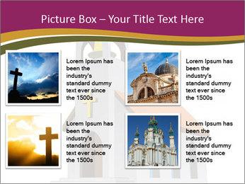 Church Vector PowerPoint Templates - Slide 14