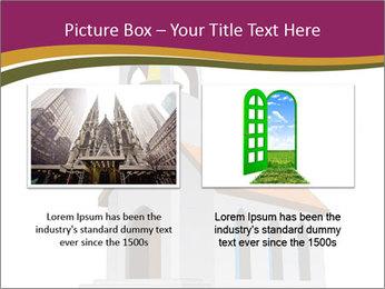 Church Vector PowerPoint Templates - Slide 18