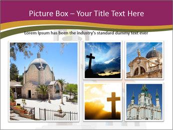 Church Vector PowerPoint Templates - Slide 19
