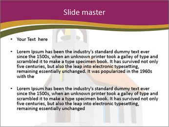 Church Vector PowerPoint Templates - Slide 2