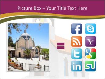 Church Vector PowerPoint Templates - Slide 21