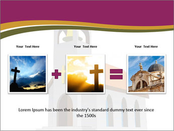 Church Vector PowerPoint Templates - Slide 22