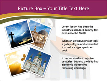 Church Vector PowerPoint Templates - Slide 23