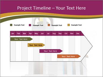 Church Vector PowerPoint Templates - Slide 25
