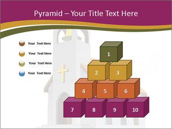 Church Vector PowerPoint Templates - Slide 31