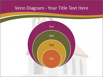 Church Vector PowerPoint Templates - Slide 34