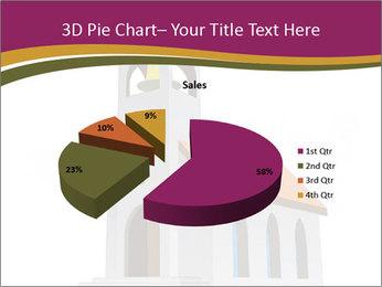 Church Vector PowerPoint Templates - Slide 35