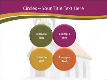 Church Vector PowerPoint Templates - Slide 38