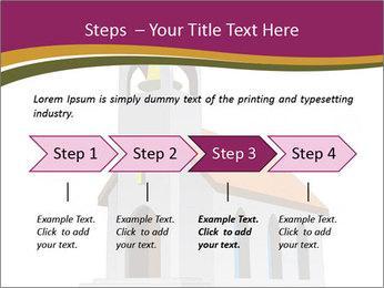 Church Vector PowerPoint Templates - Slide 4