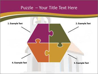Church Vector PowerPoint Templates - Slide 40