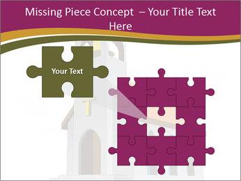 Church Vector PowerPoint Templates - Slide 45
