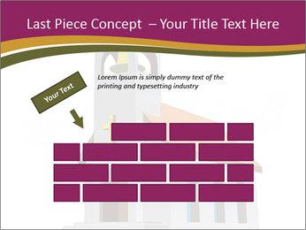 Church Vector PowerPoint Templates - Slide 46