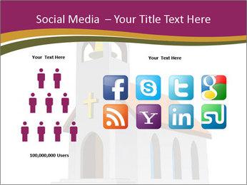 Church Vector PowerPoint Templates - Slide 5