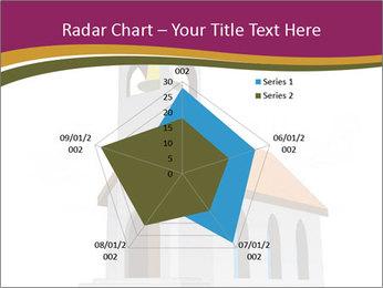 Church Vector PowerPoint Templates - Slide 51