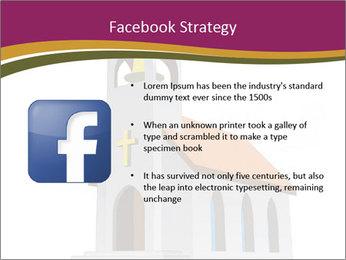 Church Vector PowerPoint Templates - Slide 6