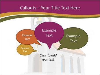 Church Vector PowerPoint Templates - Slide 73