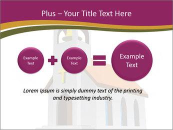 Church Vector PowerPoint Templates - Slide 75