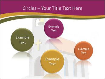 Church Vector PowerPoint Templates - Slide 77