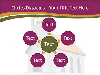 Church Vector PowerPoint Templates - Slide 78
